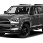 2021 Toyota 4runner Nightshade 4dr 4x4 Pictures