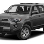 2021 Toyota 4runner For Sale