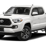 2021 Toyota Tacoma Trd Sport V6 4x4 Double Cab 6 Ft Box 140 6 In Wb Specs And Prices