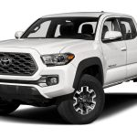 2020 Toyota Tacoma Trd Off Road V6 4x2 Double Cab 5 Ft Box 127 4 In Wb Safety Features