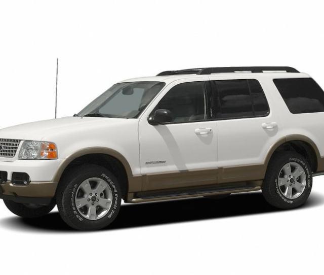 2005 Ford Explorer Exterior Photo
