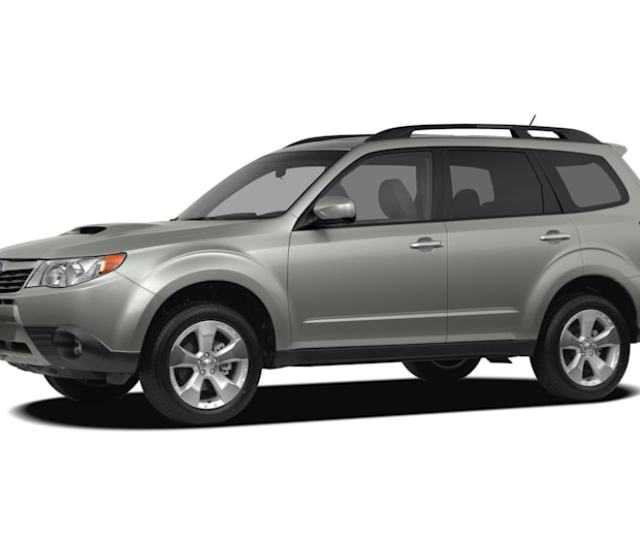 2010 Subaru Forester Exterior Photo