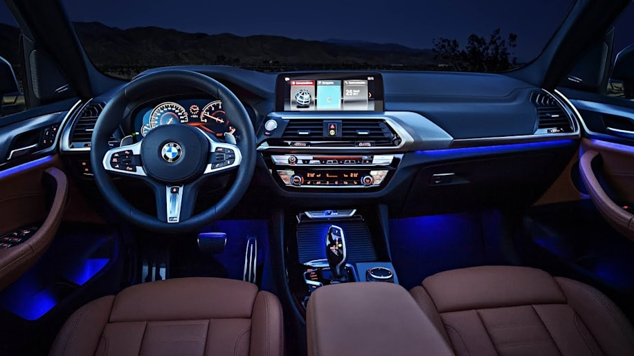 bmw ambient lighting