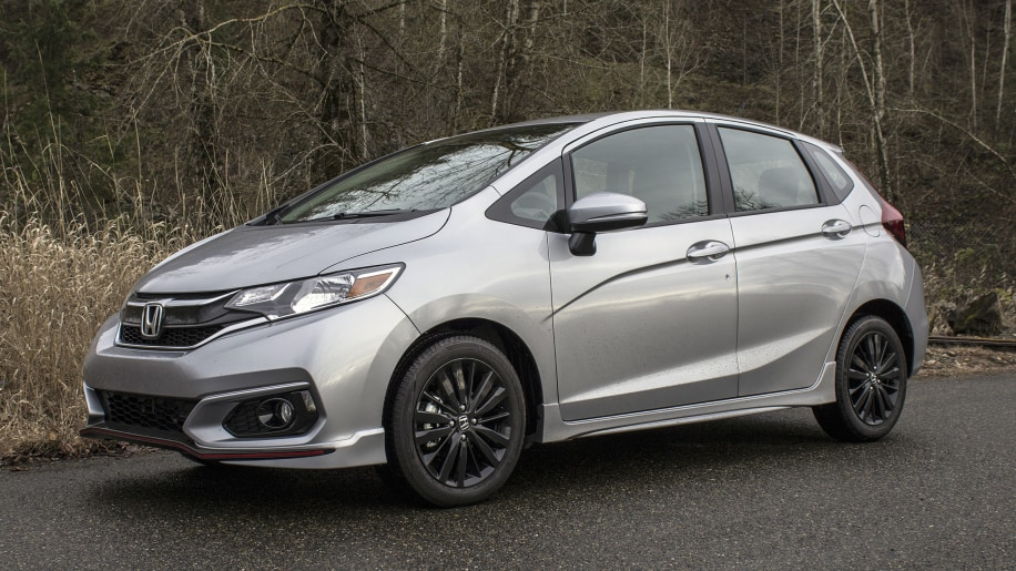 2018 honda fit sport review and driving impressions - autoblog