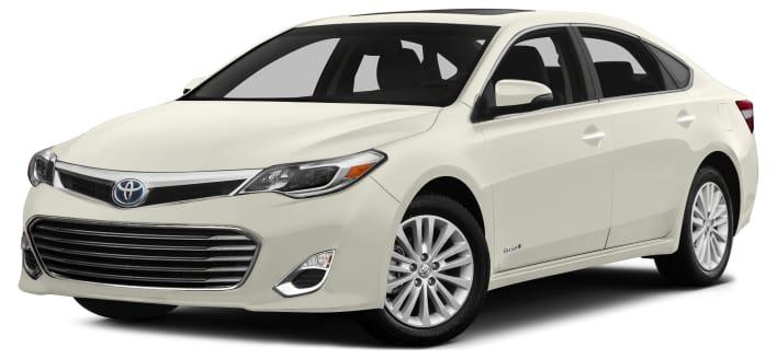2014 Toyota Avalon Touring Gray