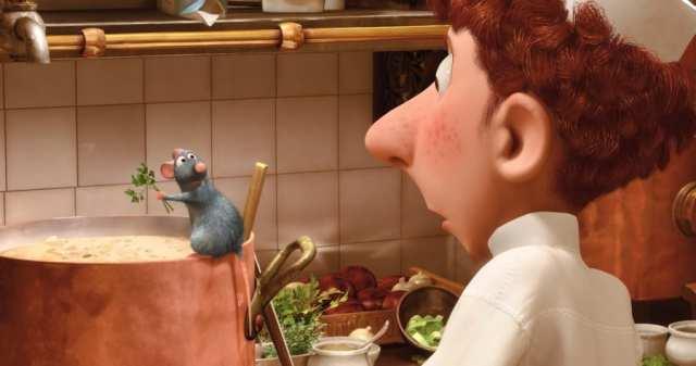Image result for ratatouille pixar