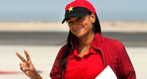 Image result for Angolan President's Powerful Daughter Takes Over Largest Bank