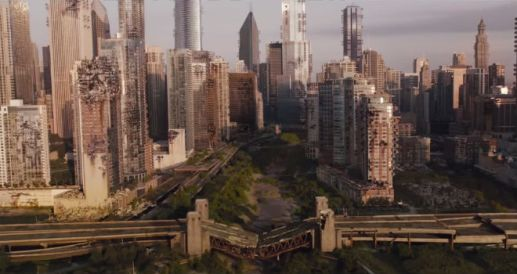 Image result for divergent city