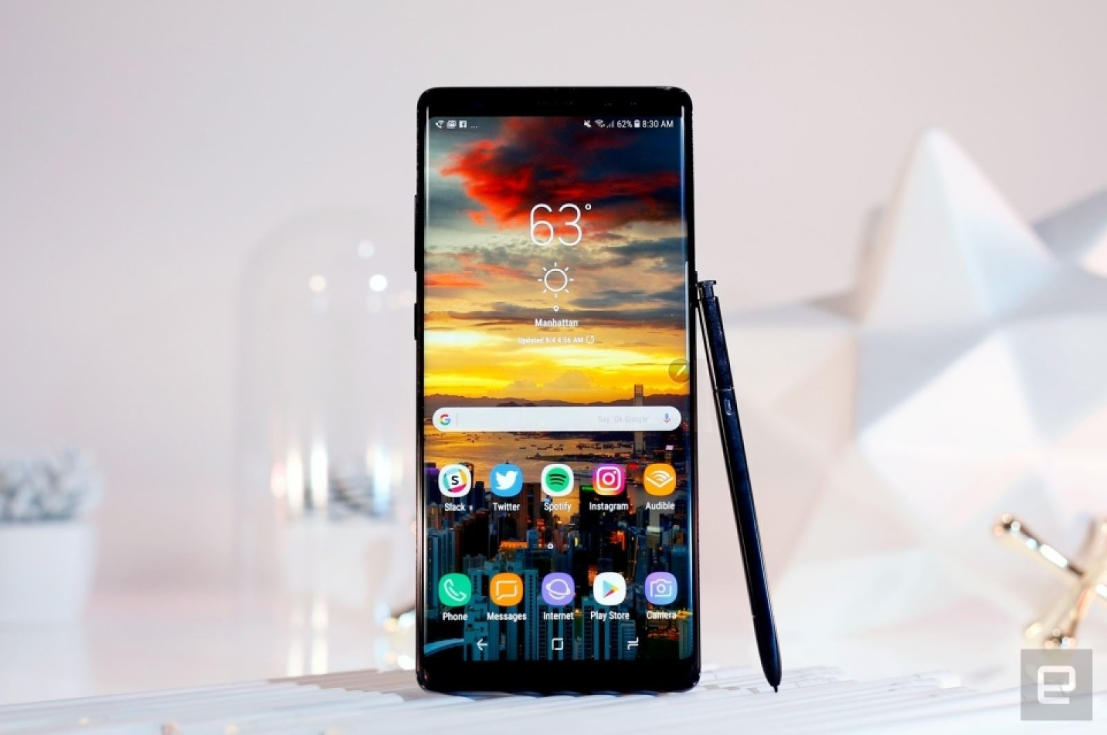 Galaxy Note9 Mah 25w