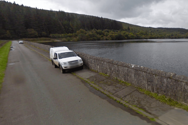 Picturesque Lay Bys In Wales Blocked Off To Stop Dogging