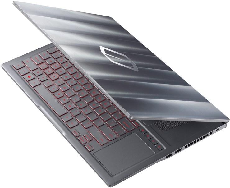 BGS 2018 | Samsung mostra novo notebook gamer Odyssey Z