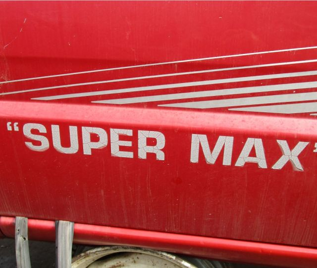 Second Generation Mighty Maxes Are Hard To Find So This  In Colorado Was Worthy Of Inclusion In The Junkyard Gem Canon
