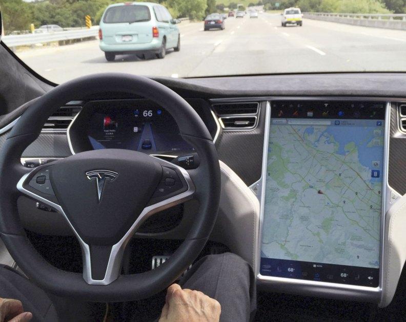 Level-2-Autonomous-Vehicle