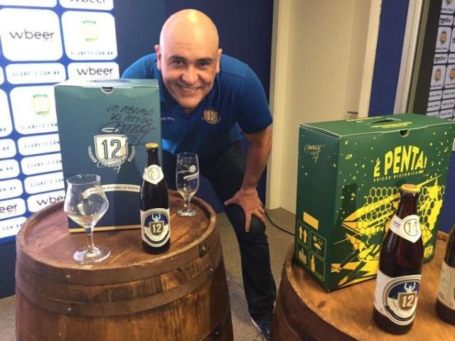 marcos+cerveja - Como os jogadores mais bem pagos do mundo investem suas fortunas