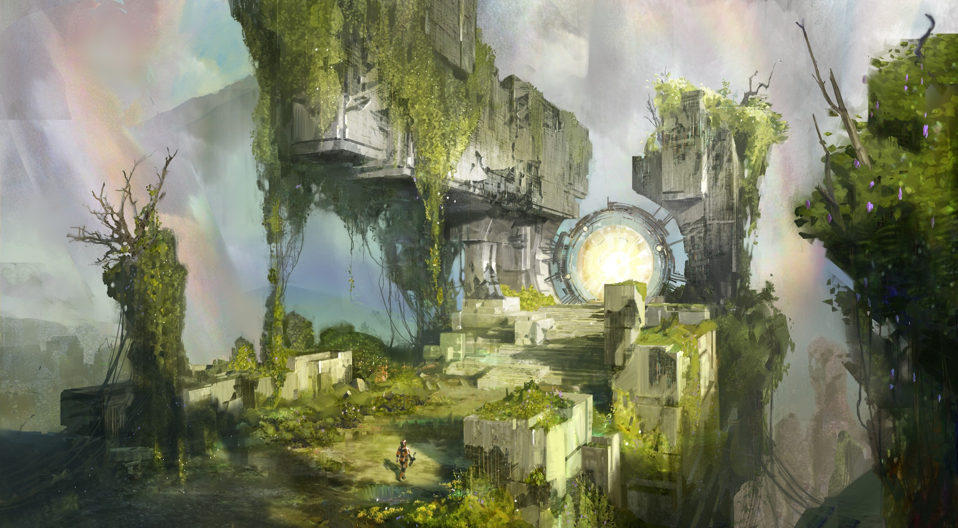 GDC Will Host Its Own Video Game Art Gallery Next Year