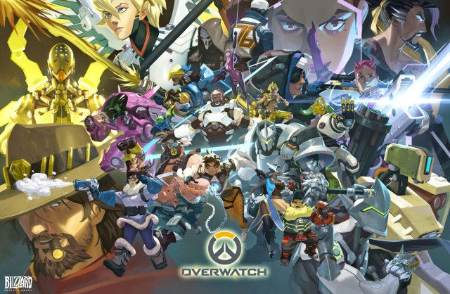 overwatch oneyear ed Overwatch developer update shows something interesting coming up for this year   A New Hero on its way!