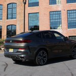 2020 Bmw X6 M50i Drivers Notes Power Handling Design Autoblog