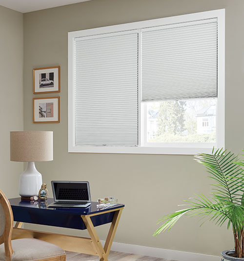 bedroom window treatments, blinds & shades | blindsgalore