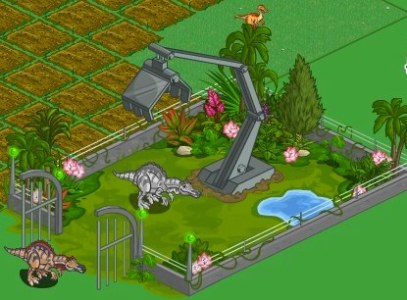 FarmVille Roaming Dinosaurs  Everything you need to know   AOL News FarmVille Roaming Dinosaurs  Everything you need to know