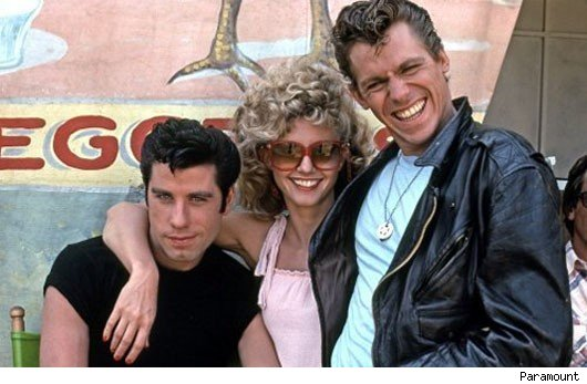 Image result for jeff conaway in grease