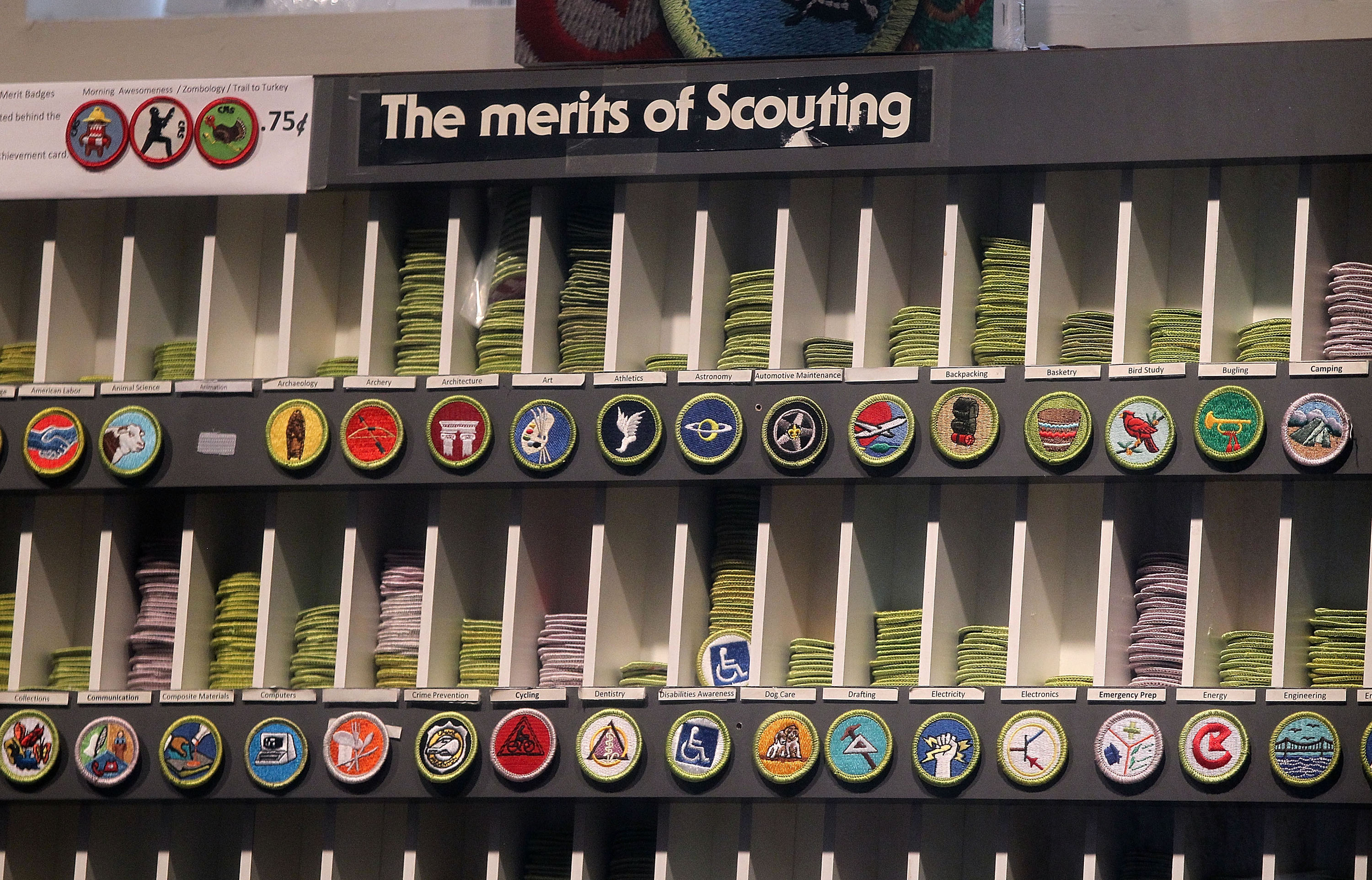 Boy Scouts Expected To Lift Ban On Adult Leaders On