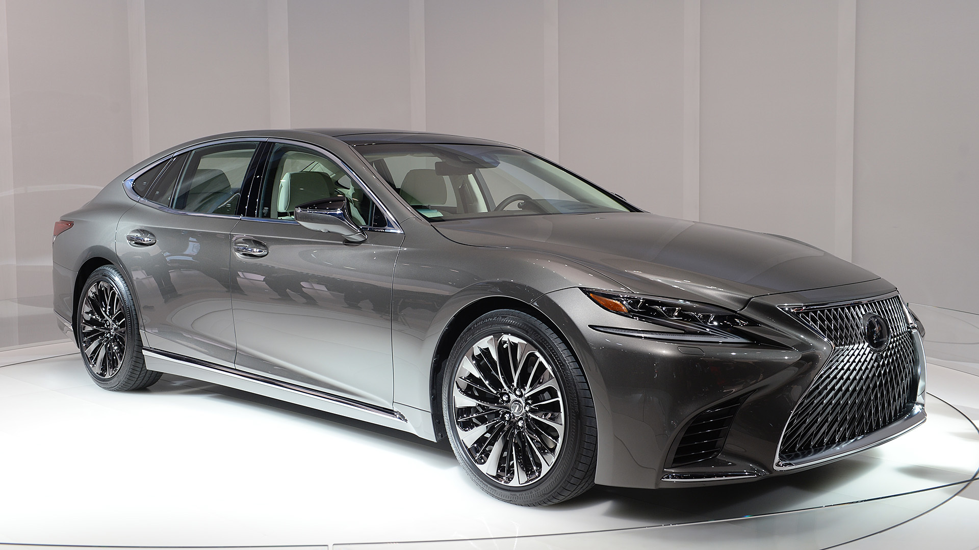 Lexus LS Prices Reviews and New Model Information Autoblog