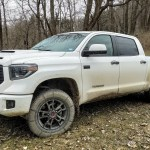2019 Toyota Tundra Trd Pro Review Slogging Through The Mud Autoblog