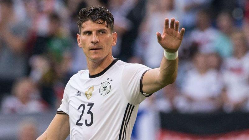 Bundesliga | Wolfsburg sign Germany striker Mario Gomez | VfL ...
