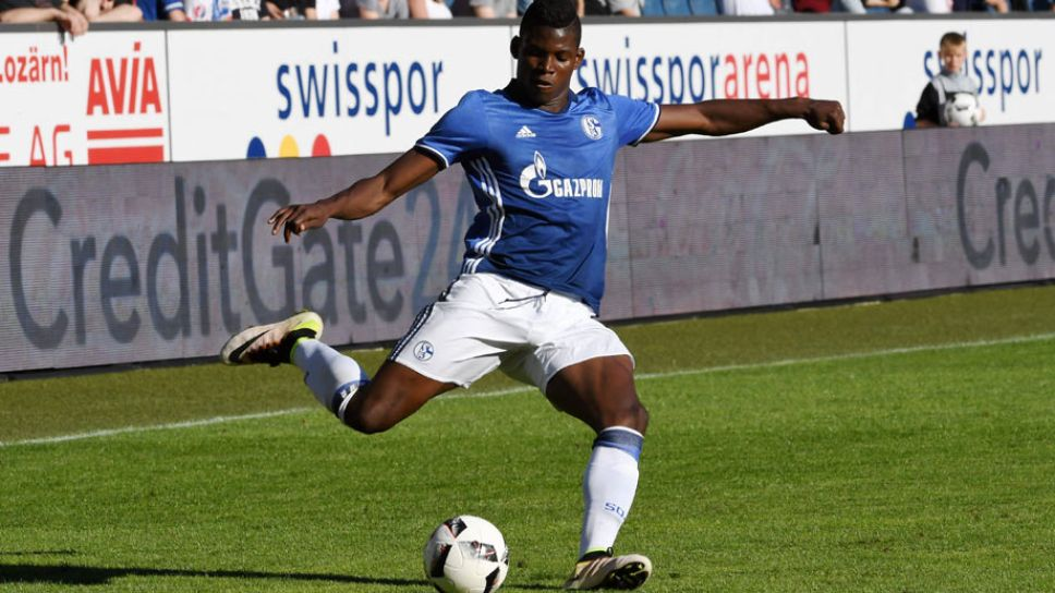 Image result for breel embolo schalke