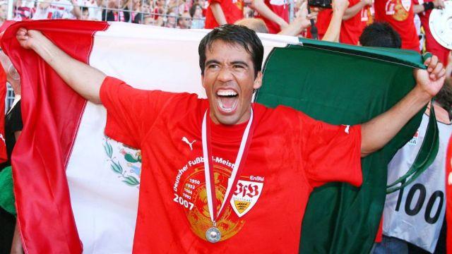 Bundesliga | Exclusiva: Pável Pardo, el primer mexicano que triunfó en la Bundesliga