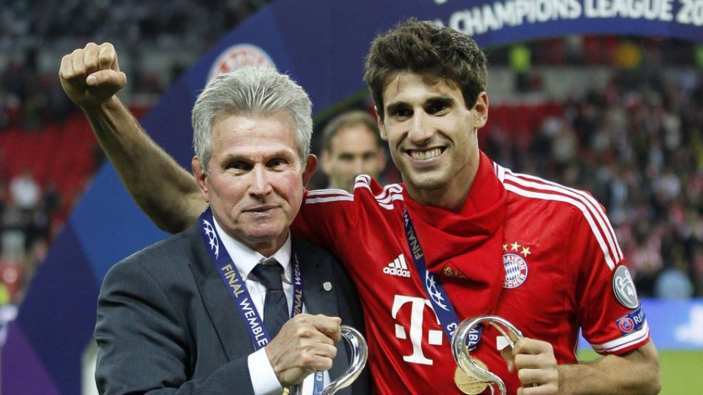 Bundesliga | Javi Martinez and Jupp Heynckes: A match made in heaven, at least for Bayern Munich