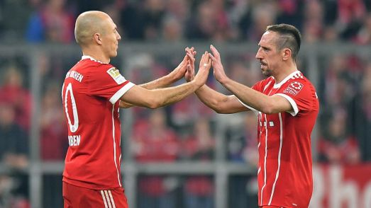Image result for robben and ribery