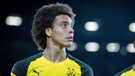 Bundesliga | Axel Witsel: 'Ready To Be A Borussia Dortmund Leader'