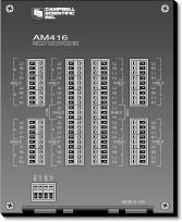 AM416: 16Channel, 4Wire Input Multiplexer