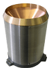 RIM7499 Professional Grade Tipping Bucket Rain Gauge