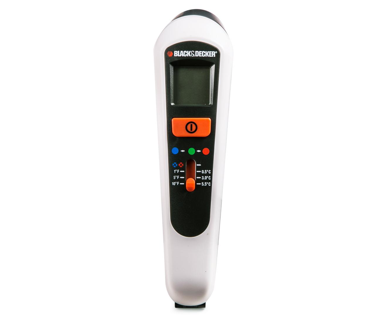 Thermal Leak Detector Review