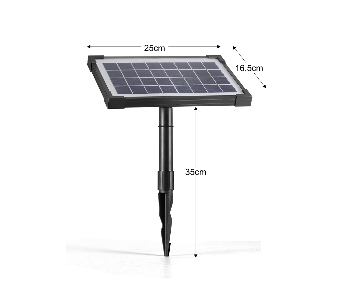 Solar Power Fountain Water Pump Kit Water Display With