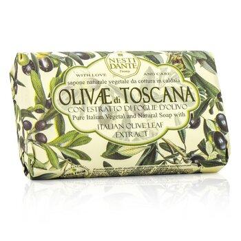 Nesti Dante Natural Soap With Italian Olive Leaf Extract  - Olivae Di Toscana 150g/3.5oz