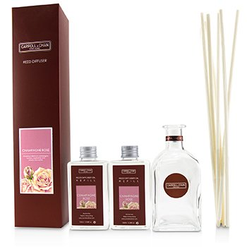 The Candle Company (Carroll & Chan)Reed Diffuser - Champagne Rose 200ml/6.76oz