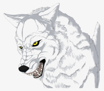 Prismatic Wolf Animal Free Black White Clipart Images Black And White Animals Drawing Free Transparent Clipart Clipartkey