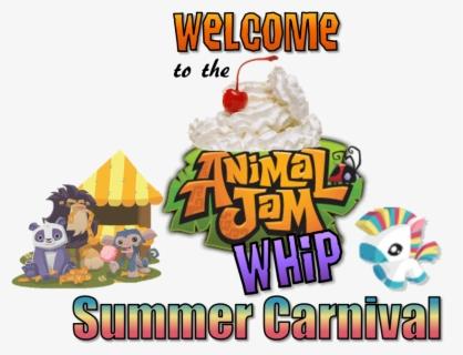 Animal Jam Logo Png Animal Jam Logos Free Transparent Clipart Clipartkey