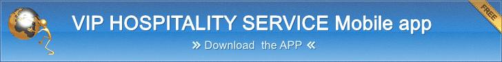 VIP HOSPITALITY SERVICE Mobile app™