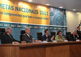 Brasília 31/03/2011 - Metas Nacionais 2011 - Luiz Silveira/ Agência CNJ