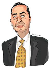 Luis Roberto Barroso - Spacca