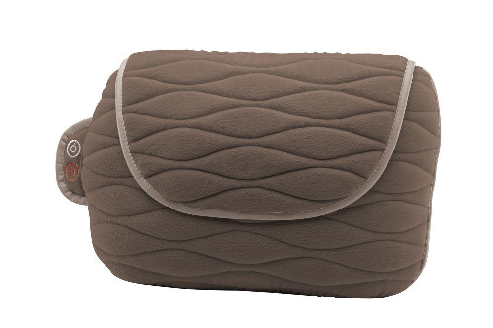 homedics shiatsu massage pillow with heat for neck homedics back shoulders delivery cornershop by uber canada