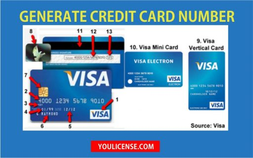 Fake Credit Card Numbers With Cvv And Name | Applycard co