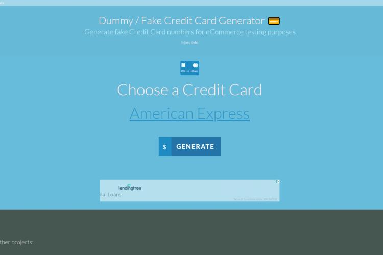 Fake Credit Card Numbers For Online Games | Cardonline co