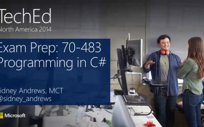 Certyfikacje Microsoft 70-483