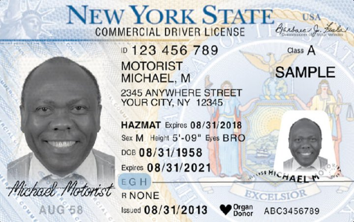 New York State Motorcycle Permit Application | disrespect1st com