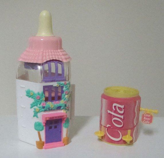 Vivid Imaginations 1997 Teeny Weeny Families Baby Nursery